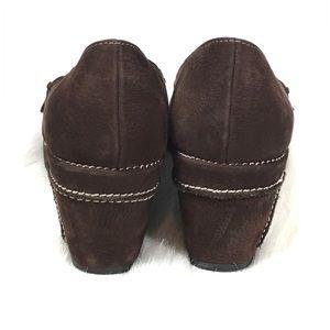 AEROSOLES Shoes - ⬇️ Aerosoles Craft Maker Nubuck Leather Wedge